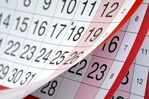 Как расчитать период отпуска декретчицы которое уходит из дикрета в декрет