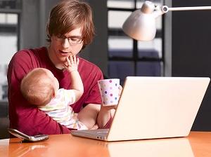 Может ли получать пособие на ребенка до 1 5 лет отец