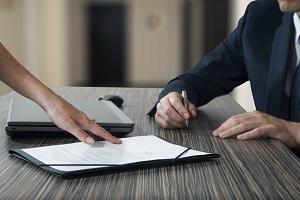 Как визировать заявление на увольнение